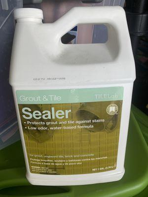 Tilelab grout and tile sealer for Sale in Holiday, FL