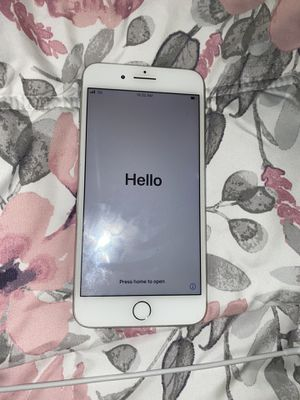 iPhone 8plus for Sale in Spanaway, WA