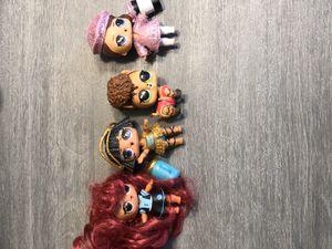 4 LOL dolls for Sale in Auburn, WA