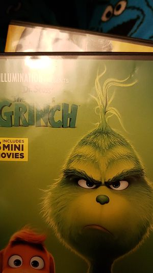 The grinch 2018 for Sale in Shoreline, WA
