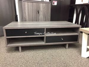 Mary Coffee Table, Distressed Grey and Black, SKU# ID151345CTTC for Sale in Norwalk, CA
