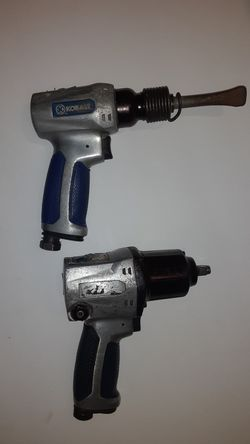 Kobalt 1/4 impact and air hammer for Sale in St. Louis,  MO