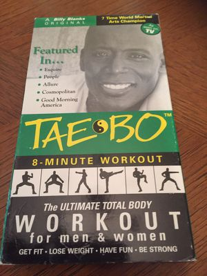 VHS exercise videos for Sale in Charlotte, NC