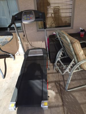 Sunny Health & Fitness SF-T7603 Motorized Folding Treadmill Machine for Sale in Phoenix, AZ