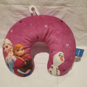 Children's Disney Frozen Neck Pillow for Sale in Chamblee, GA