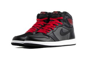Nike Jordan 1 Black Satin size 11 for Sale in Jurupa Valley, CA