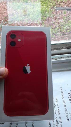 New iphone 11 new in box for Sale in Manassas, VA