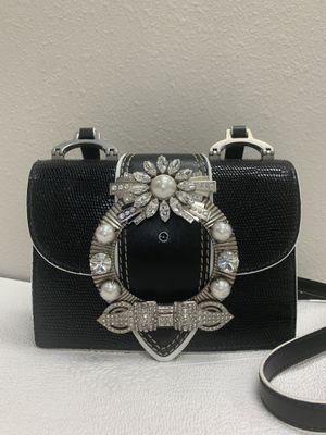 Miu Miu cross small bag/luxury bag/100% authentic for Sale in Chino, CA