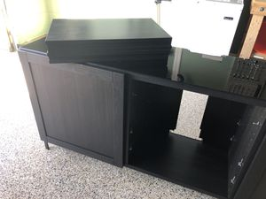 IKEA entertainment center for Sale in Parrish, FL