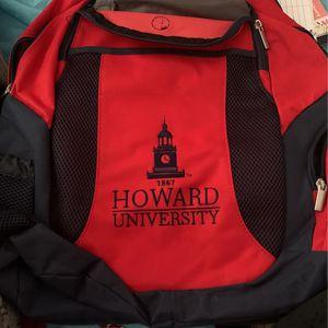 Howard University Backpack for Sale in Swedesboro, NJ