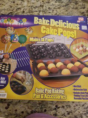 Pop baking pan for Sale in Piscataway, NJ