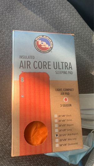 air mattress (camping) for Sale in Los Angeles, CA