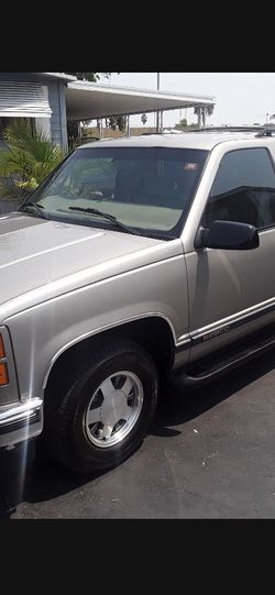1999 GMC Yukon LST ONE OWNER $5,500 for Sale in Santa Ana,  CA