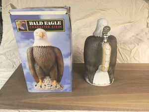 Used, Budweiser Bald Eagle Character Stein for Sale for sale  Trenton, NJ
