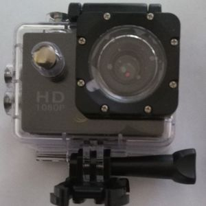 1080 HD Black Sports Action Camera for Sale in Oklahoma City, OK