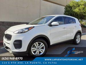 2017 Kia Sportage for Sale in La Puente, CA