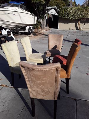 Dining room chairs for Sale in Sunnyvale, CA