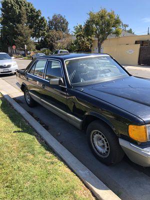 1981 Mercedes 300SD for Sale in Santa Monica, CA