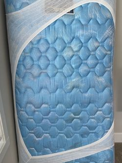 Twin Mattress With Matching Box Spring for Sale in Hillsboro,  OR
