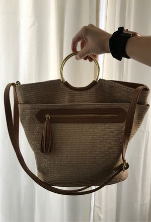 Bamboo handbag/ purse for Sale in Mesa, AZ