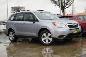 2016 Subaru Forester for Sale in Renton, WA