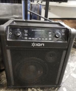 SPEAKER NEW ION for Sale in Schaumburg, IL