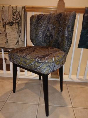 Brand new out of the box International Lux Roxy Accent Chair for Sale in Thornton, CO