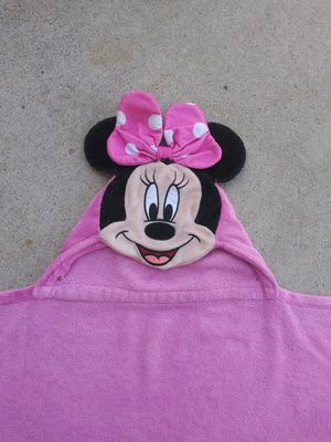 Minnie Mouse - Baby Blanket / Bath Towel / Swaddle Cloth for Sale in Las Vegas, NV