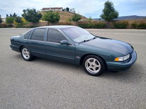 1996 Chevy Impala ss 60k miles for Sale in Murrieta, CA