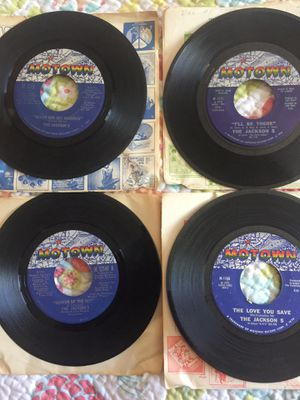 9 vintage The Jackson 5/Michael Jackson 45s for Sale in Milpitas, CA