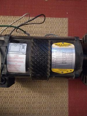 Baldor 2.5hp 220v DC Motor/Generator for Sale in Butler, PA
