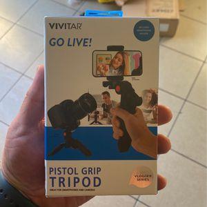Pistol Grip Tripods for Sale in Baldwin Park, CA