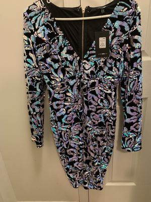 Fashion nova Sequin Dress for Sale in Crosswicks, NJ