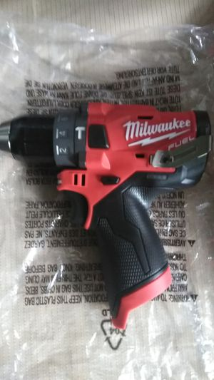 Milwaukee fuel m12 hammer drill for Sale in Tucker, GA
