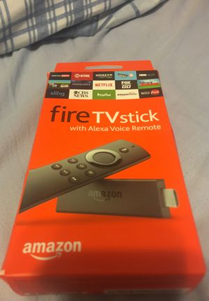 Amazon Fire Tv Stick for Sale in Indianapolis, IN