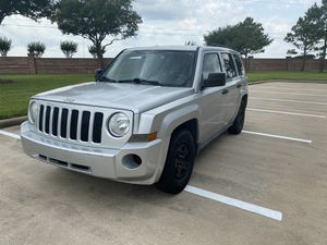 2009 Jeep Patriot for Sale in Sugar Land, TX