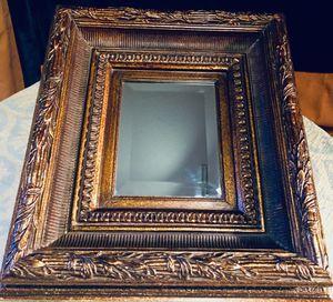 Gorgeous luxury framed decorative mirror H23xW20.5xD4 inch for Sale in Chandler, AZ