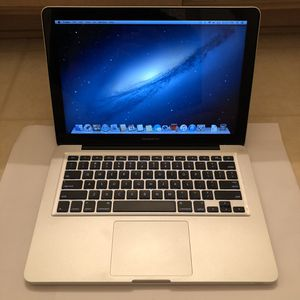 Apple MacBook Pro 13 inch Mid 2012 Laptop for Sale in Santa Ana, CA