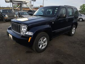 2012 jeep liberty 4x4 for Sale in Hyattsville, MD