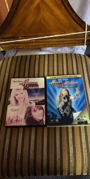 Hannah Montana The Movie for Sale in Puyallup, WA