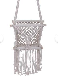 Macrame Baby Swing for Sale in Pico Rivera,  CA