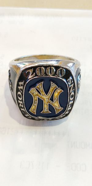 Yankees Ring for Sale in MS, US