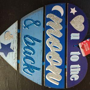 Decor Heart for Sale in Dallas, TX