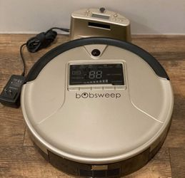 Vacuum, Robotic bObsweep pet hair for Sale in Seattle,  WA