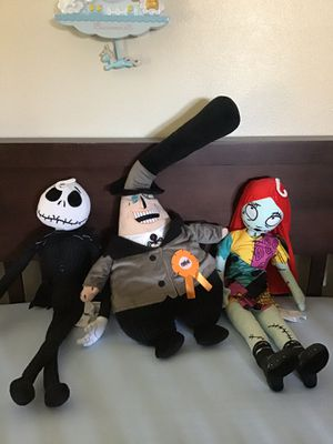 Nightmare before Christmas Plush for Sale in Beaverton, OR