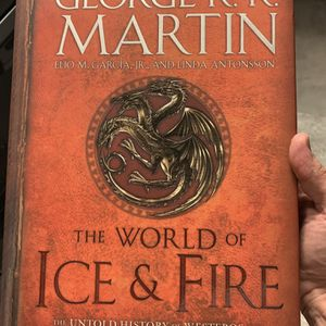 Game Of Thrones Hardcover for Sale in Irvine, CA