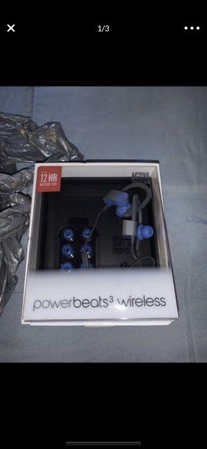 Powerbeats 3 wireless for Sale in Scottsdale, AZ