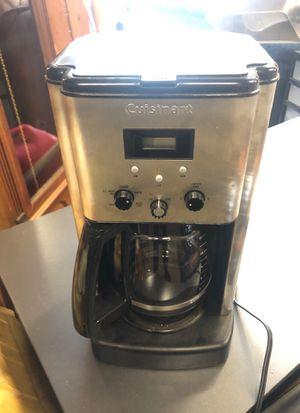 Cuisinart coffee maker for Sale in Auburn, WA