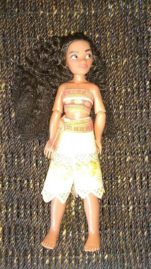 Disney Moana Barbie Doll for Sale in Costa Mesa, CA