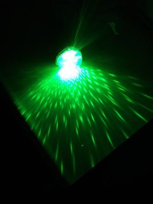 Projector indoor outdoor LED spinning light effects for Sale in Anchorage, AK